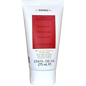 Korres Wild Rose Exfoliating Cleanser 75ml