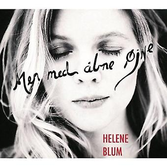 Helene Blum - mænd Med Abne Oejne [CD] USA import
