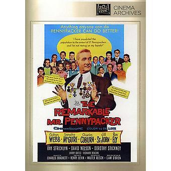 Remarkable Mr. Pennypacker [DVD] USA import
