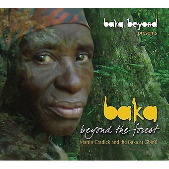 Baka Beyond - ud over skov [CD] USA import