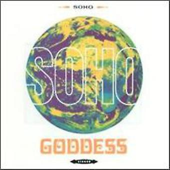 Soho - bogini [CD] USA import