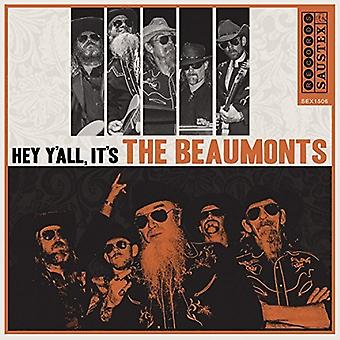 Beaumonts - Hey Y'All det [Vinyl] USA importere