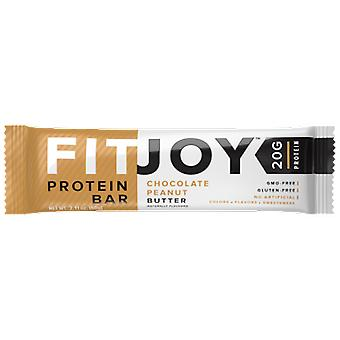Cellucor FitJoy Chocolate Peanut Butter 62 gr (Sport , Sticks)