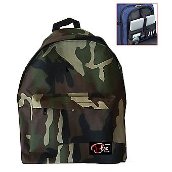 Anadel Mochila Camuflaje Con Bolsillo 42X29 (Toys , School Zone , Backpacks)