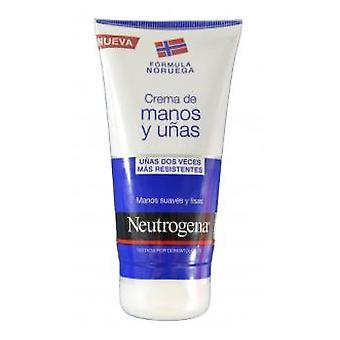 Neutrogena Nails Hand Cream 75ml (Beauty , Body  , Hands and Feet , Moisturizers)