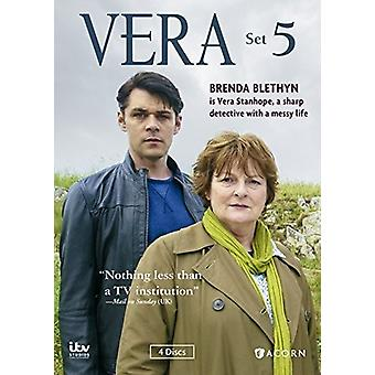 Vera: Set 5 [DVD] USA import