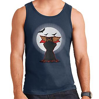 Monster Of The Night Gremlins Dracula Men's Vest