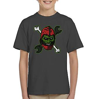 Guiden af våben Masters Of The Universe Kid T-Shirt