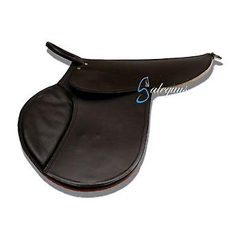 Galequus Saddle Brown Caballeria Poni (Poni Pad)