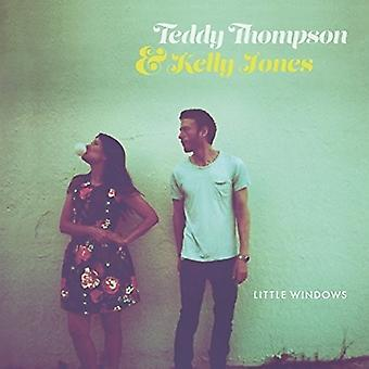 Thompson, Teddy / Jones, Kelly - lille Windows [CD] USA import