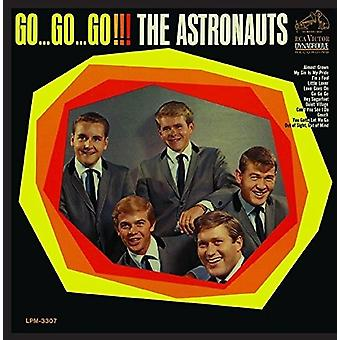 Astronauts - Go...Go...Go!! [CD] USA import