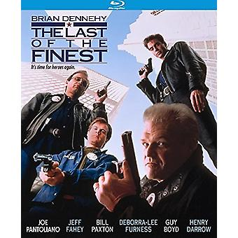 Last of the Finest (1990) [Blu-ray] USA import