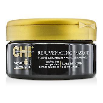 Chi Argan olje pluss Moringa olje foryngende Masque - 237ml / 8oz