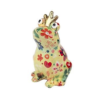Briller indehaveren King Frog gul