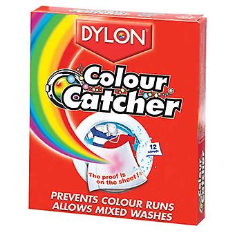 Dylon Colour Catcher (12 arkuszy) Od Caraselle