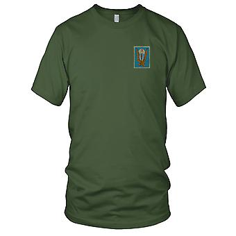 ARVN 3rd Airborne Battalion TD5ND - Military Insignia Vietnam War Embroidered Patch - Mens T Shirt