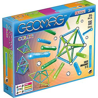 Tactic Geomag Color 35 pieces