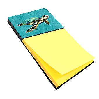 سلحفاة ريفييلابل Sticky Note حامل أو موزع ملاحظة لاصقة
