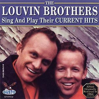 Louvin Brothers - Sing & Play Their Current [CD] USA import