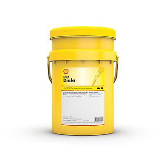 Shell 550041750 Diala S4 Zx-I 20 L Premium Uninhibited Electrical Insulating Oil