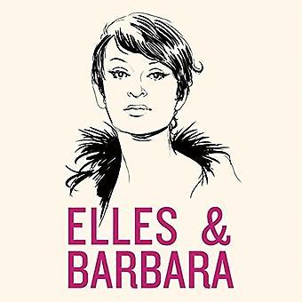 Vários artista - importação EUA Elles & Barbara [vinil]