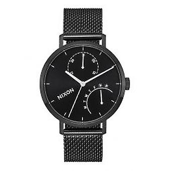 Nixon The Clutch All Black / White (A1166-756)