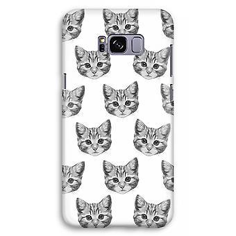 Samsung Galaxy S8 Plus Full Print Case (Glossy) - Kitten
