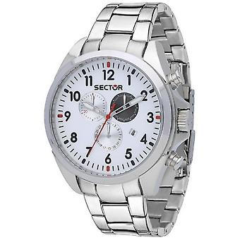 Sector watches mens watch 180 contemporary chronograph R3273690010