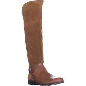 naturalizer January Over-The-Knee Riding Boots, Camel/Brown