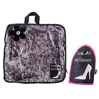 VIGAR Lulu lace travel shoe bag (Storage and organization , Clothes covers)