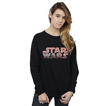 Star Wars Women's Tatooine Logo Sweatshirt