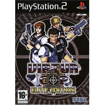 Elite-editie van Virtua Cop (PS2)