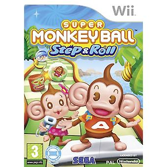 Super Monkey Ball Step Roll (Wii)