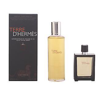 Hermes Terre D'Hermès Set 2 Pz para hombres