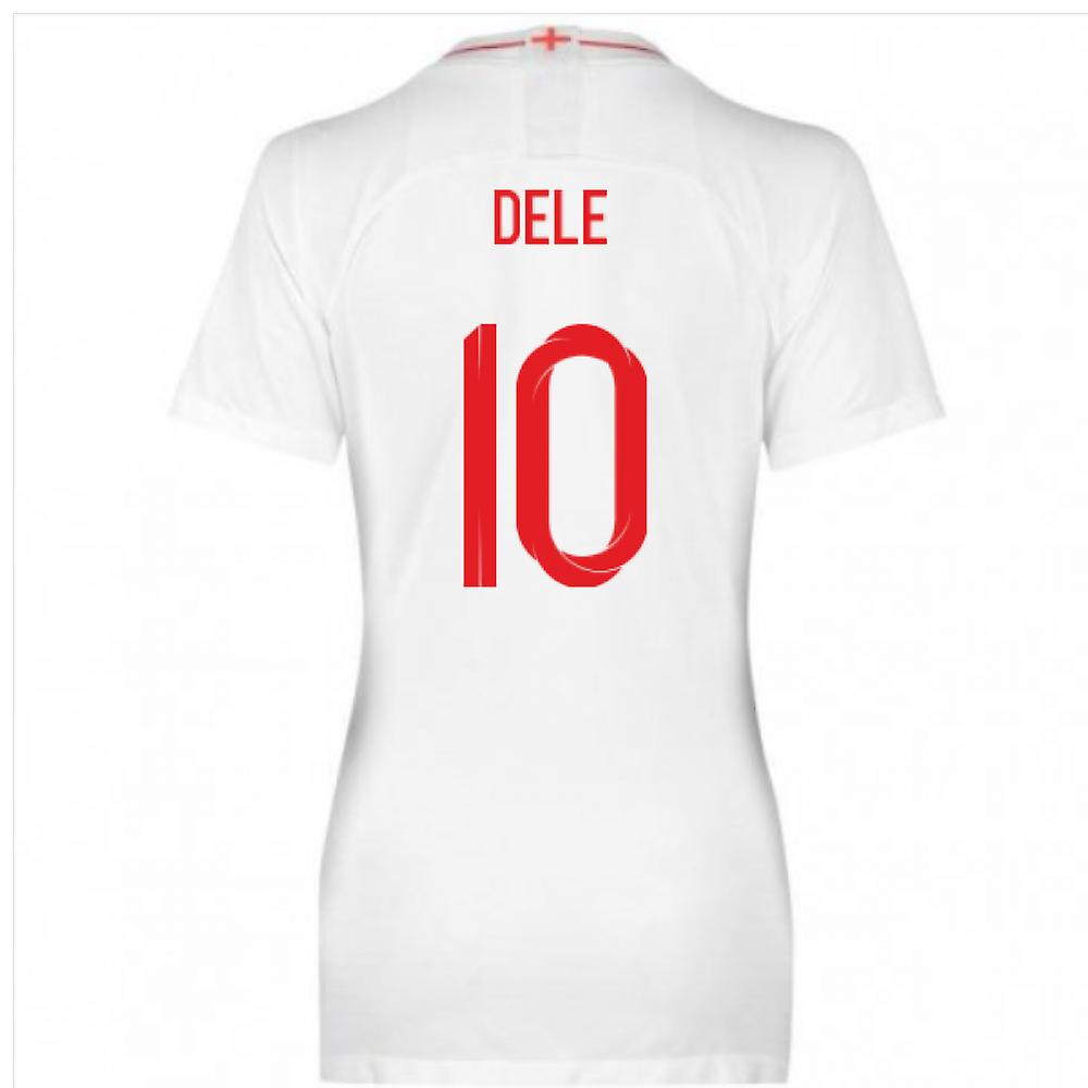2018-2019 England Home Nike femmes Shirt (Dele 20)
