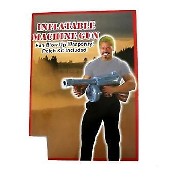 Opblaasbare Gangster machinegeweer (1)