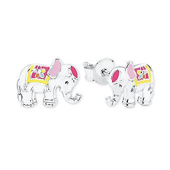 Princess Lillifee children earrings silver elephant 2019680