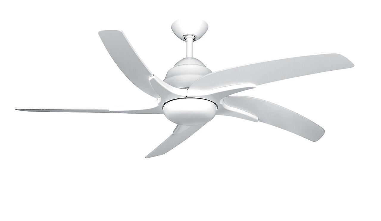 Loft Fan Viper Plus hvid med førte 137 cm/54