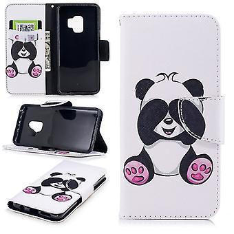 Tasche Wallet Motiv 22 für Samsung Galaxy S9 Plus G965F Schutz Hülle Case Cover Etui Neu