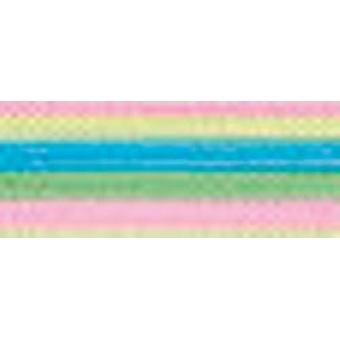 Madeira Rayon Thread 40wt 200m-Bright Baby Pink, Mint & Blue