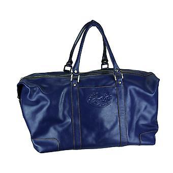فلوريدا غتورس جلدية مزخرفة الأزرق حقيبة