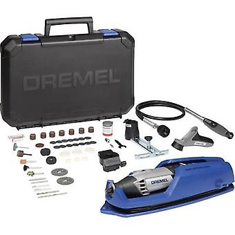 Dremel 4000-4/65 F0134000JP Multifunction tool incl. accessories, incl. case 72-piece 175 W