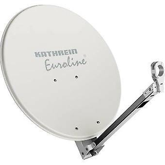 Kathrein-KEA-850 SAT-Antenne 85 cm reflektierendes Material: Aluminium weiß