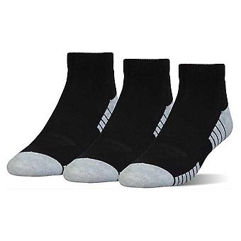 Under Armour HeatGear Lo Cut socks 3 pair 1312430