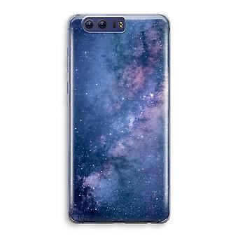 Honor 9 Transparant Case (Soft) - Nebula