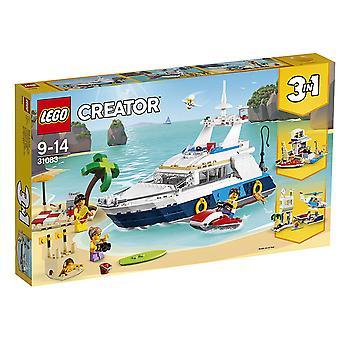 LEGO Creator 31083 Fahrzeuge Kreuzfahrt Abenteuer Set
