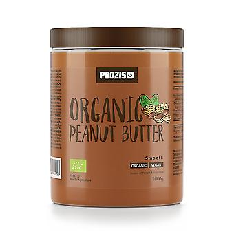PROZIS - Organic Peanut Butter 1000 g - nutritious snack