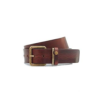 Ted Baker Mens Tan Katchup Leather Belt