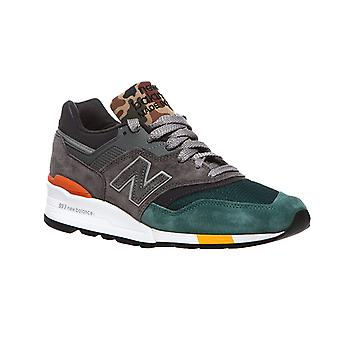 New balance M997 men's sneaker made in US grey