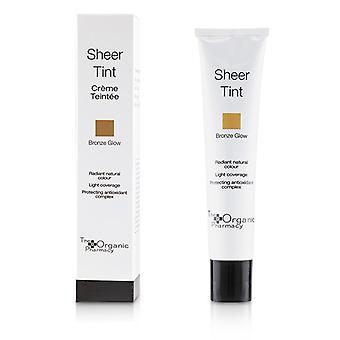 Organic Pharmacy Sheer Tint - # Bronze Glow - 40ml/1,4 oz